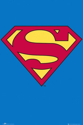 Pyramid International Maxi Poster - Superman Logo