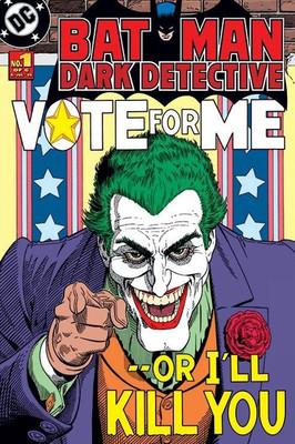Pyramid International Maxi Poster - Batman - Joker Vote For Me