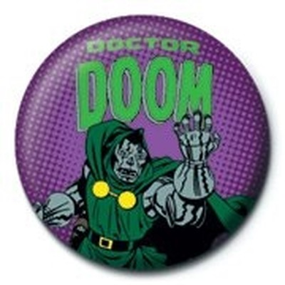 Pyramid International Rozet - Marvel Doctor Doom