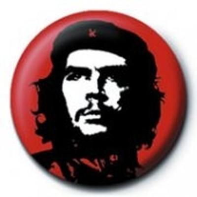 Pyramid International Rozet - Che Guevara Red