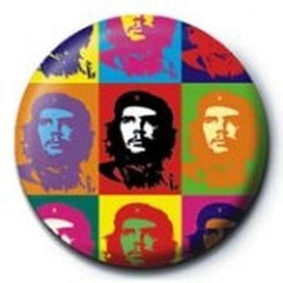 Pyramid International Rozet - Che Guevara Pop Art