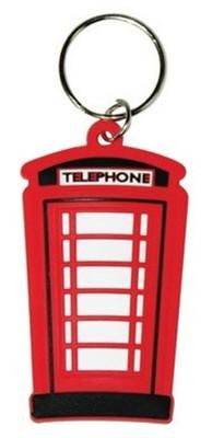 Pyramid International Telephone Box Soft 3D Anahtarlık