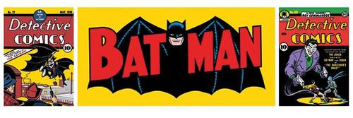 Pyramid International Kapı Posteri - Batman - Triptych