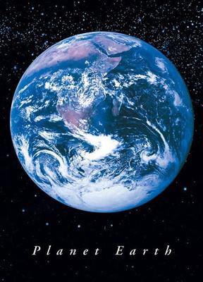 Pyramid International Maxi Poster - Planet Earth