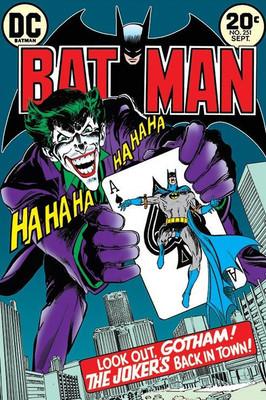 Pyramid International Maxi Poster - Joker - Back In Time