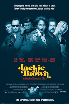 Pyramid International Maxi Poster - Jackie Brown