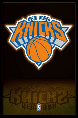 Pyramid International Maxi Poster - NBA New York Knicks Logo