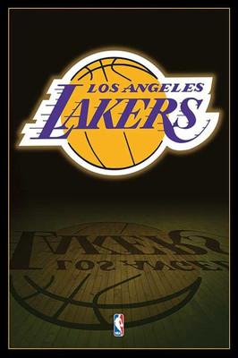 Pyramid International Maxi Poster - NBA Los Angeles Lakers Logo