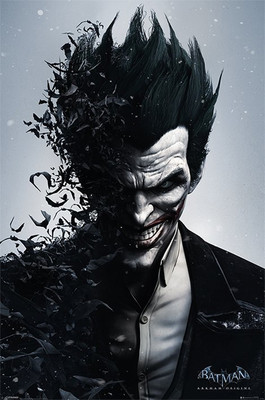 Pyramid International Maxi Poster - Batman Arkham Origins - Joker