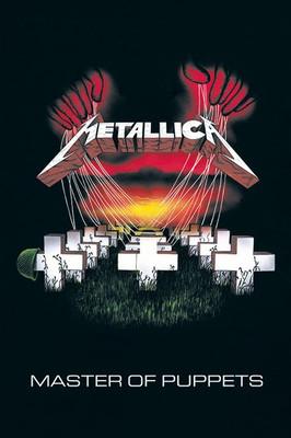 Pyramid International Maxi Poster - Metallica - Master Of Puppets