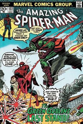 Pyramid International Maxi Poster - Marvel Retro - Spiderman Vs Green Gob