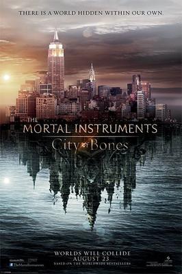 Pyramid International Maxi Poster - The Mortal Instruments City Of Bones