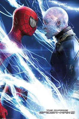 Pyramid International Maxi Poster - Spiderman 2 - SpiderMan And Electro