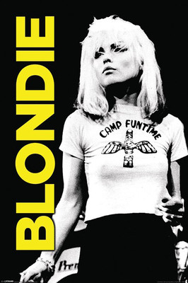 Pyramid International Maxi Poster - Blondie - Camp Funtime