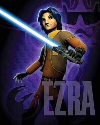 Pyramid International Mini Poster - Star Wars Rebels - Ezra