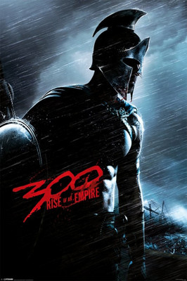 Pyramid International Maxi Poster - 300 Rise Of An Empire - Teaser