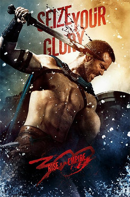 Pyramid International Maxi Poster - 300 Rise Of An Empire - Seize Your Glory