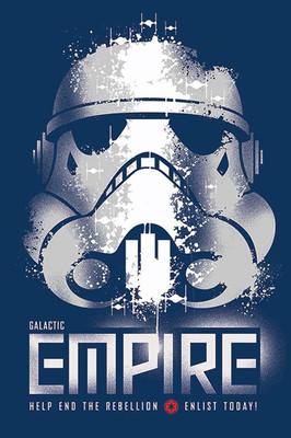 Pyramid International Maxi Poster - Star Wars Rebels - Enlist