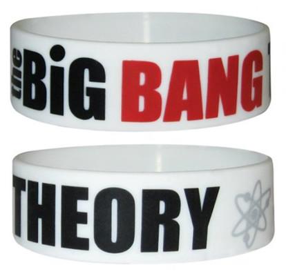 Pyramid International Bileklik - Big Bang Theory Logo