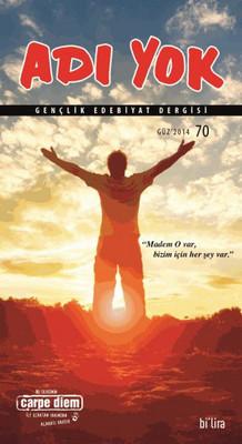 Adı Yok - Gençlik Edebiyat Dergisi 70. Sayı