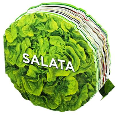 Salata - Lezzetli Magnetler