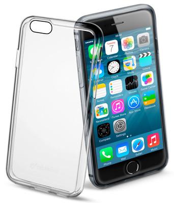Cellular Line İphone 6 Clearduo Şeffaf Sert Klf