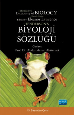 Henderson's Biyoloji Sözlüğü