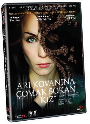 The Girl Who Kicked the Hornets's Nest - Ari Kovanina Çomak Sokan Kiz (SERI 3)