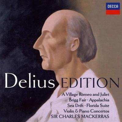 Delius Edition Box set