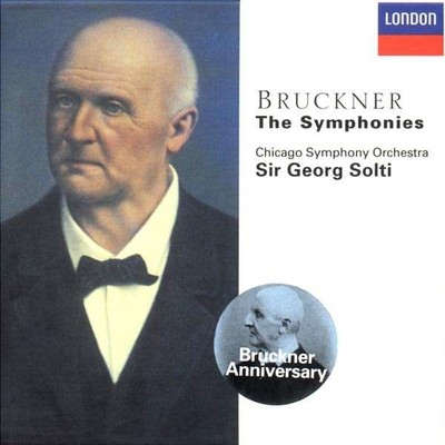 Bruckner: The Symphonies (Complete)