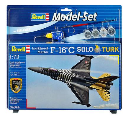 Revell Model Set SoloTürk F-16C VBU64844