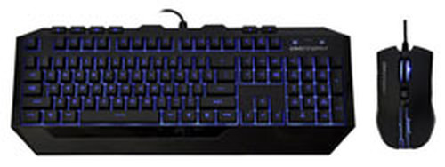 CM Storm SGB-3010-KKMFI-UI-Devastator Siyah Usb Q Multimedia Klavye + Mouse Set