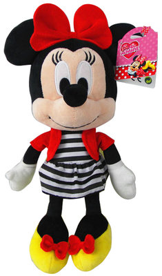 Disney I Love Minnie  Monokrom 25Cm 2K6178