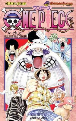 One Piece 17. Cilt - Hiluluk'un Kiraz Çiçekleri