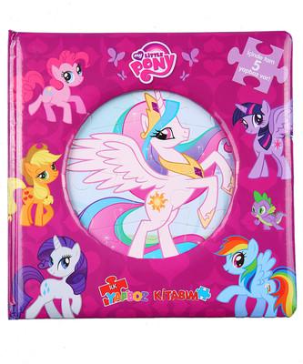 My Little Pony İlk Yapboz Kitabım