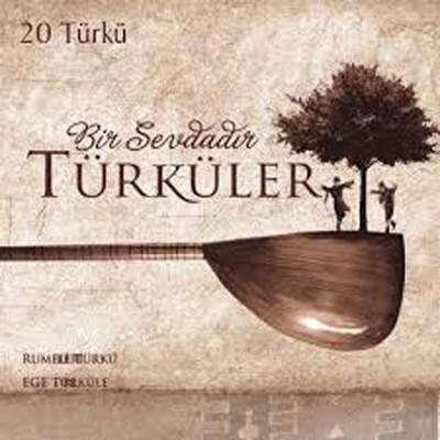 Bir Sevdadır Türküler (Rumeli Türküleri/Ege Türküleri) 2 CD
