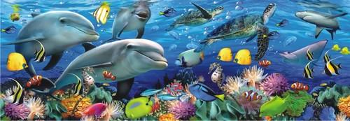 Anatolian Denizin Altinda / Undersea 1000 parça 1009