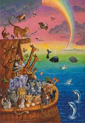 Anatolian Nuhun Gemisi / Noah & The rainbow 260 parça 3307