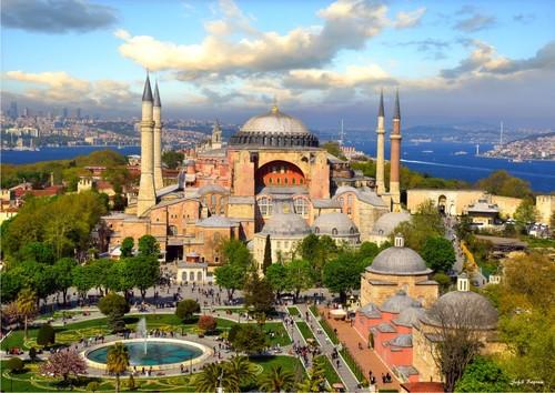 Anatolian Ayasofya 1500 parça 4534