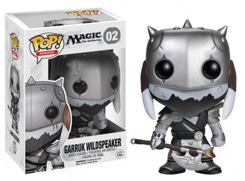 Funko Magic The Gathering Garruk Wildspeaker POP