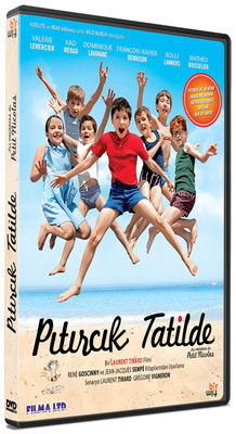 Les Vacances Du Petit Nicolas - Pitircik Tatilde