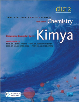 Kimya Cilt 2