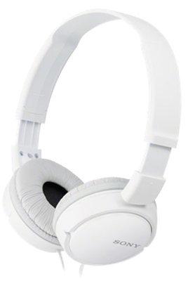 Sony Kulaküstü Mikrofonlu Kulaklık Beyaz MDR ZX110APW