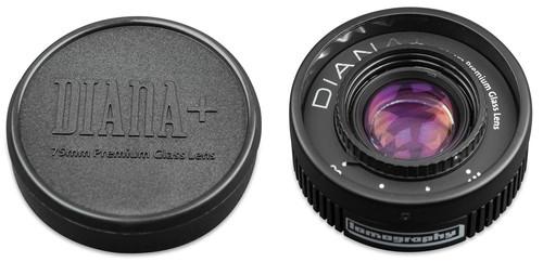 Diana+ 75mm Premium Glass Lens
