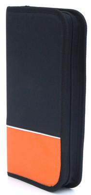 Lizer NJP80-3 80 li Turuncu-Siyah CD Çantası