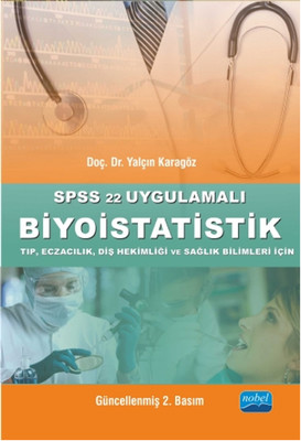 SPSS 21.1 Uygulamalı Biyoistatistik