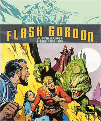 Flash Gordon 8. Albüm 1940 - 1942