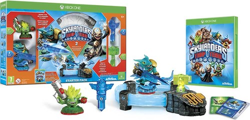 Skylanders Trap Team Starter Pack XBOX ONE