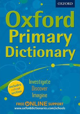 Export:Oxford Primary Dictionary