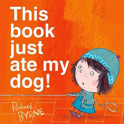 This Book Just Ate My Dog Hb